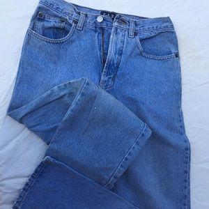 Gap classic fit jeans